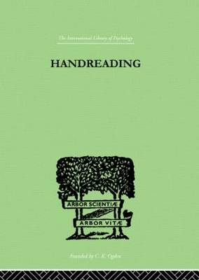 Handreading - M.N. Laffan