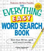 The Everything Easy Word Search Book - Charles Timmerman