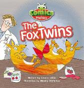 Bug Club Comics for Phonics Set 06 Red A The Fox Twins - Jeanne Willis