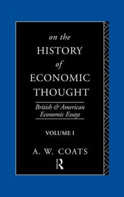 On the History of Economic Thought - A. W. Bob Coats