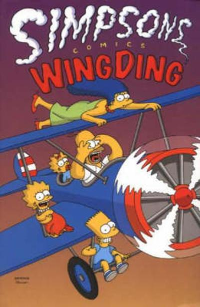 Simpsons Comics Wingding - Matt Groening