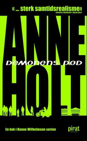 Demonens død - Anne Holt