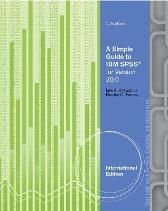 A Simple Guide to IBM SPSS (R): For Version 20.0, International Edition - Lee Kirkpatrick