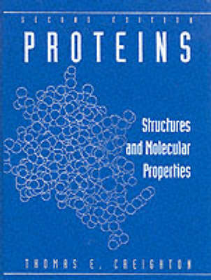 Proteins - Thomas E. Creighton