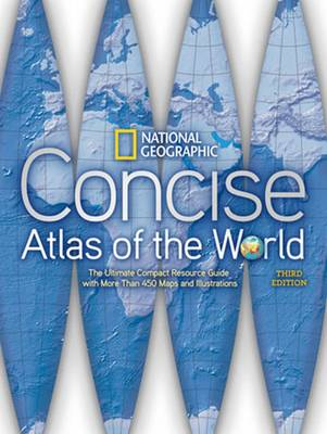 Concise Atlas of the World - National Geographic