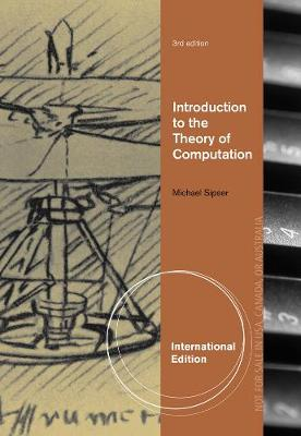 Introduction to the Theory of Computation, International Edition - Michael Sipser