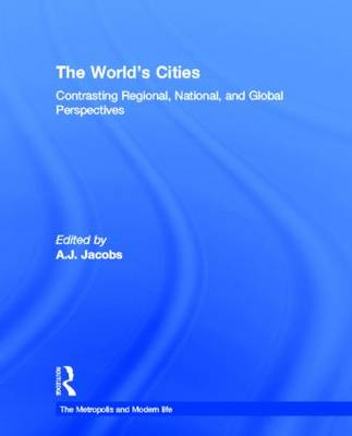 The World's Cities - A.J. Jacobs