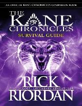 Survival Guide (The Kane Chronicles) - Rick Riordan