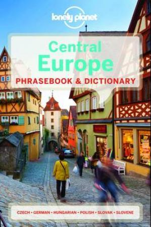 Central Europe phrasebook - Chris Andrews