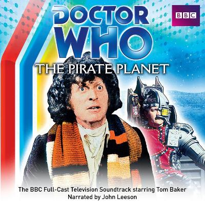 Doctor Who: The Pirate Planet (TV Soundtrack) - Douglas Adams