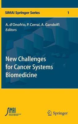 New Challenges for Cancer Systems Biomedicine - Alberto D'Onofrio