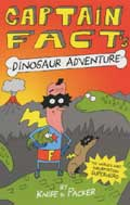 "Captain Fact's Dinosaur Adventure - ""Knife & Packer"""