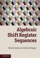 Algebraic Shift Register Sequences - Goresky/Klapper