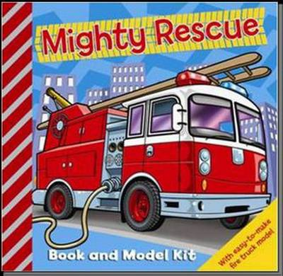 Mighty Rescue Book and Model Kit - Five Mile Press