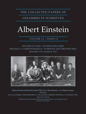The Collected Papers of Albert Einstein - Alfred Einstein