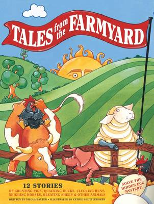 Tales from the Farmyard - Nicola Baxter - Paperback