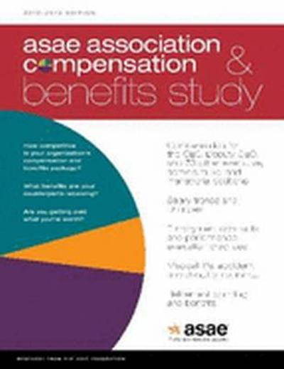 Association Compensation & Benefits Study - ASAE Research