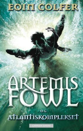 Artemis Fowl og Atlantiskomplekset PDF ePub
