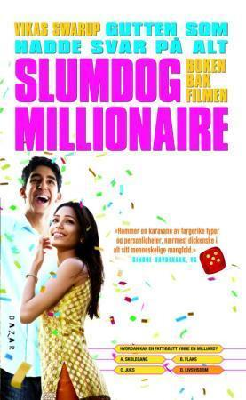 Slumdog millionaire PDF ePub