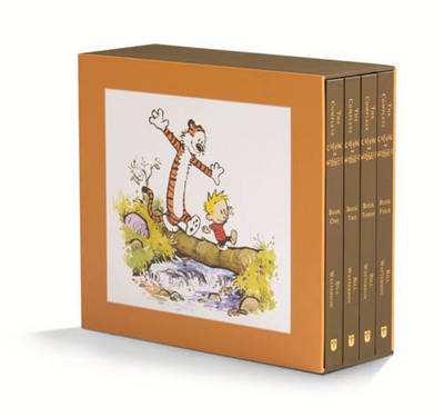The Complete Calvin and Hobbes - Bill Watterson
