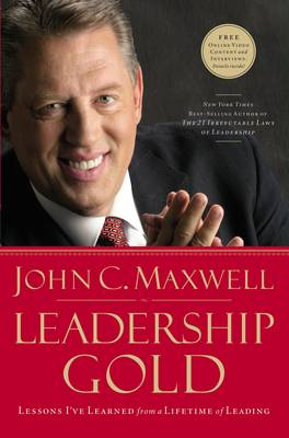 Leadership Gold - John C. Maxwell