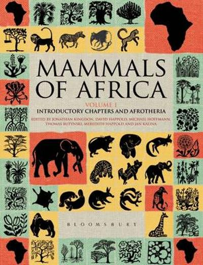 Mammals of Africa - Jonathan Kingdon