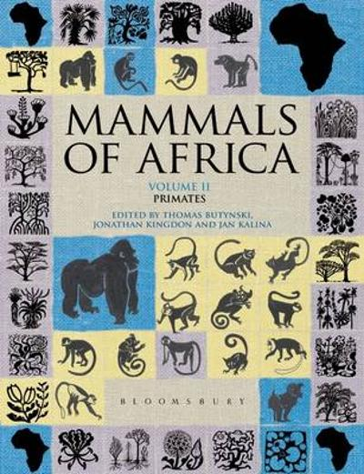 Mammals of Africa: Volume II - Jonathan Kingdon
