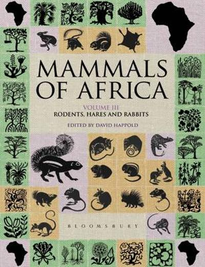 Mammals of Africa: Volume III - Jonathan Kingdon