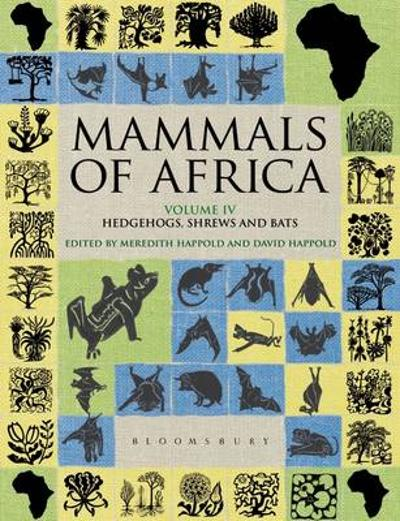 Mammals of Africa: Volume IV - Jonathan Kingdon