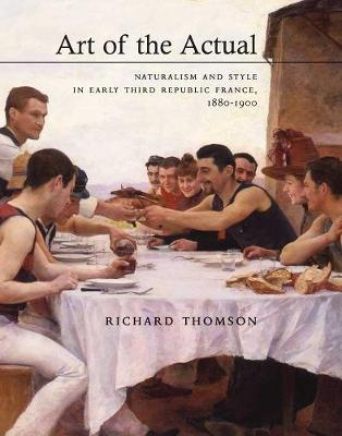Art of the Actual - Richard Thomson