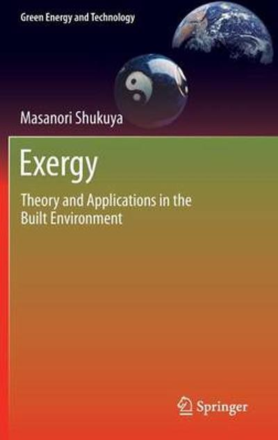 Exergy - Masanori Shukuya