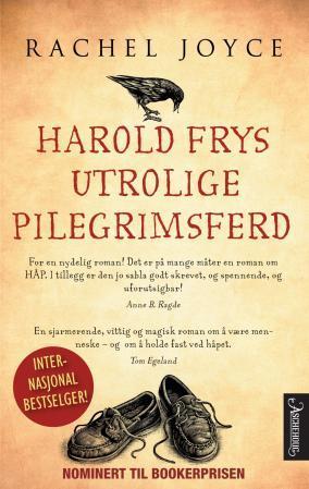 Harold Frys utrolige pilegrimsferd PDF ePub