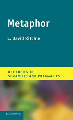 Metaphor - Ritchie, L. David
