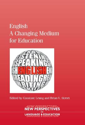 English a Changing Medium for Education - Constant Leung