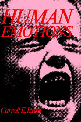 Human Emotions - Carroll E. Izard