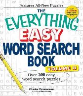 The Everything Easy Word Search Book, Volume II - Charles Timmerman