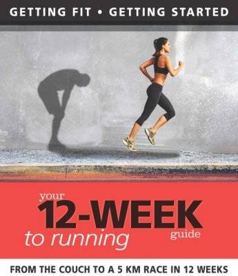 Your 12-week Guide to Running - Paul Cowcher