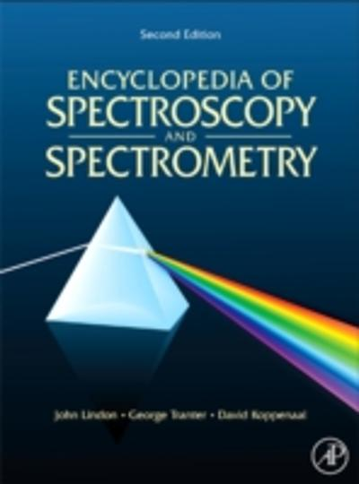 ONLINE Encyclopedia of Spectroscopy and Spectrometry, 2nd Edition - John C (University of East Anglia, England) Lindon