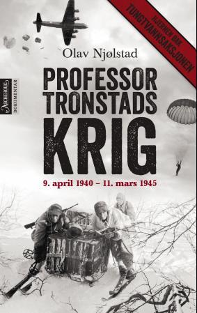 Professor Tronstads krig PDF ePub
