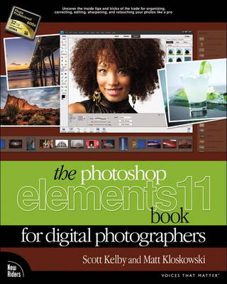 The Photoshop Elements 11 Book for Digital Photographers - Scott Kelby