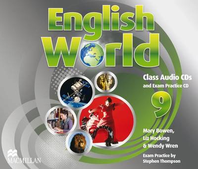 English World Audio CD Level 9 - Mary Bowen