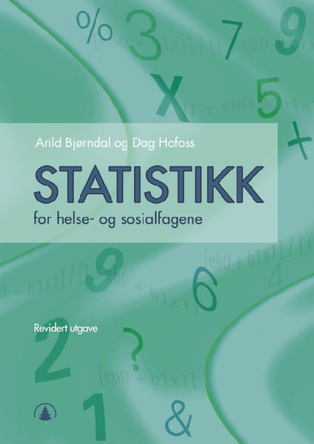 Statistikk for helse- og sosialfagene PDF ePub