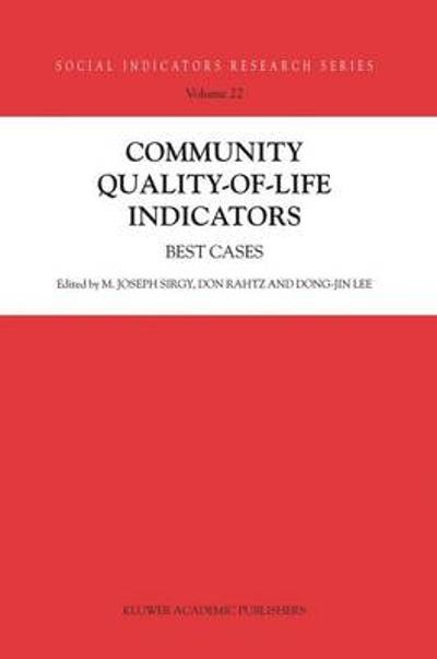 Community Quality-of-Life Indicators - M. Joseph Sirgy
