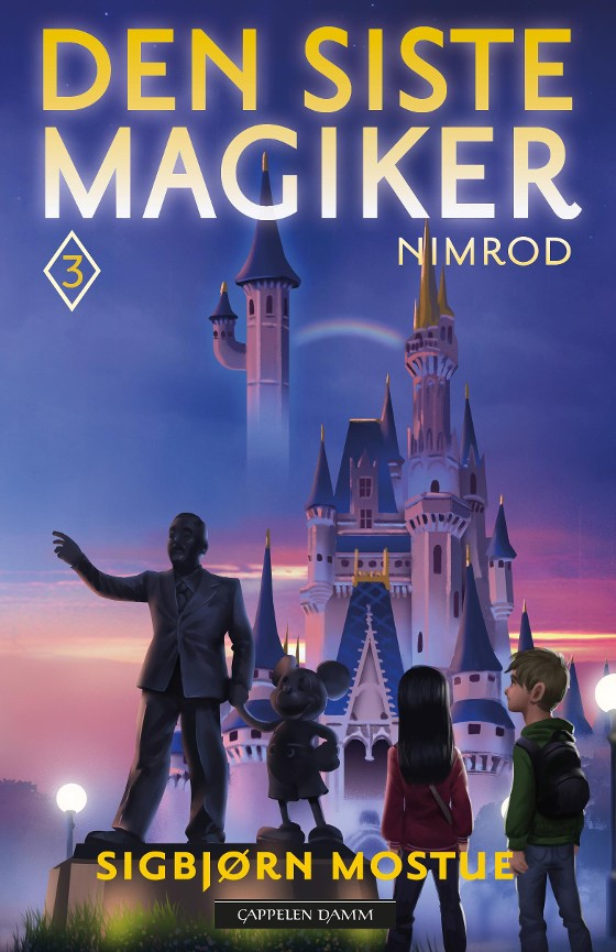 Den siste magiker 3 PDF ePub