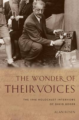 The Wonder of Their Voices - Alan Rosen