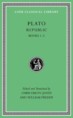 Republic, Volume I - Plato