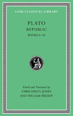 Republic, Volume II - Plato