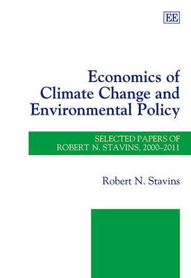 Economics of Climate Change and Environmental Policy - Robert N. Stavins