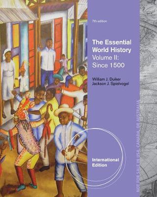 The Essential World History - William J. Duiker