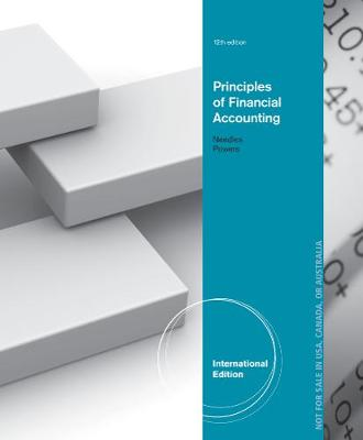 Principles of Financial Accounting - Belverd E. Needles